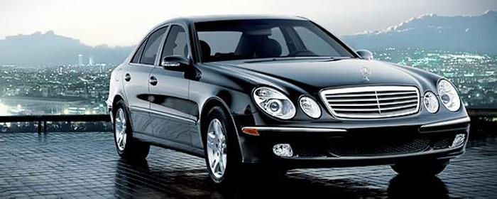 Rent a Mercedes E200