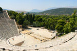 Epidaurus, Argolida, Greece